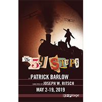 """The 39 Steps"" By Patrick Barlow Directed by Joseph W. Ritsch"