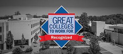 The Great Colleges to Work For Logo