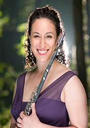 Melissa Wertheimer Flute and Piccolo