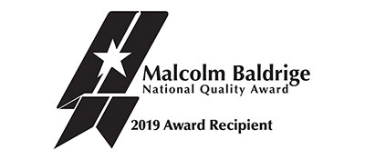 Baldrige National Award Logo