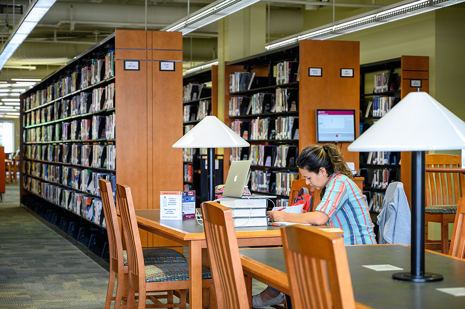 Howard Community College's Library