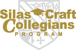 silas craft logo with shield