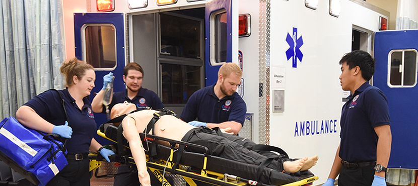 Emergency Medical Services Courses Howard Community College