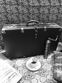 The Suitcase/Der Koffer