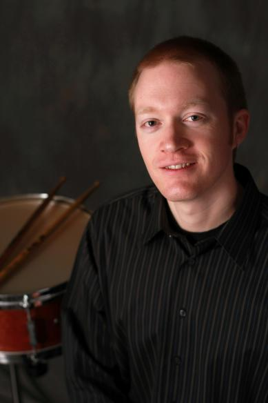 Timothy McKay, percussion