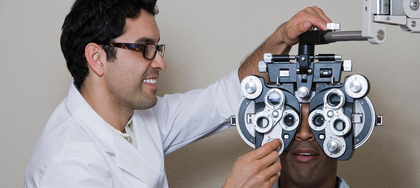 Ophthalmic Technician Training