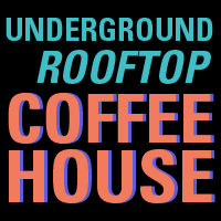 Underground Rooftop Coffee House