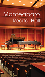 The Monteabaro Recital Hall, where TMI students perform regularly