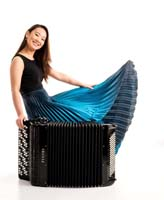 HANZHI WANG, accordion