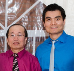 A profile picture of Dr. Kevin B. Zhang of Hunan Manor Restaurant