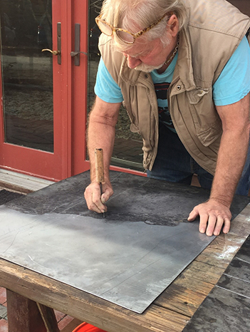 Dan Welden is a master printmaker, painter, educator and author