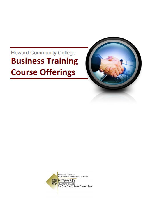 Business Training Course Offerings