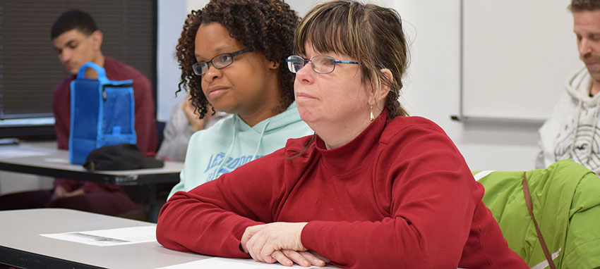 CORE Program for Adults With Developmental Disabilities