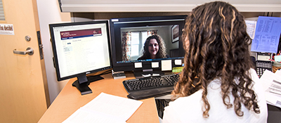 Online Counseling services at HCC.