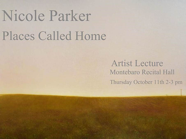 Nicole Parker: Place Called Home