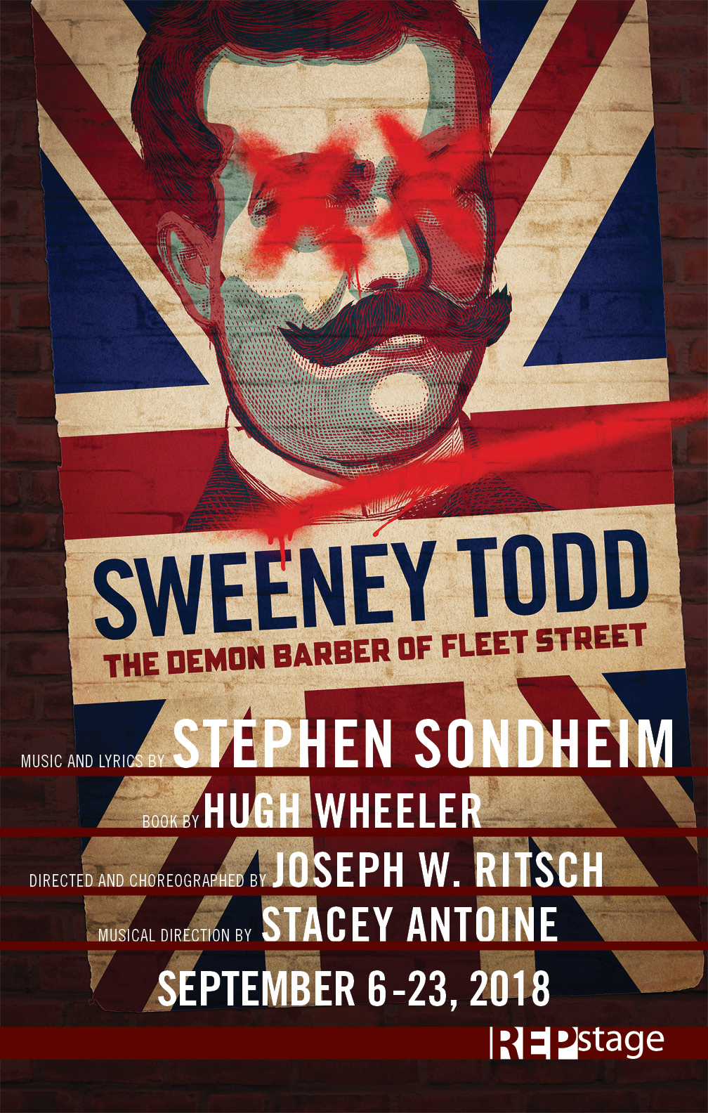 """Sweeney Todd, The Demon Barber of Fleet Street"""