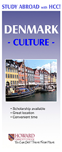 Denmark Culture Brochure Image