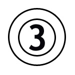 image of the number 3