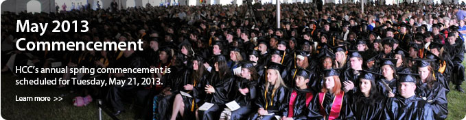 May 2013 Commencement