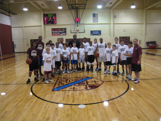 Boys / Girls Basketball Camp